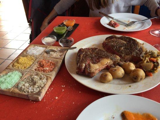 Ye, Испания: Spanish steak