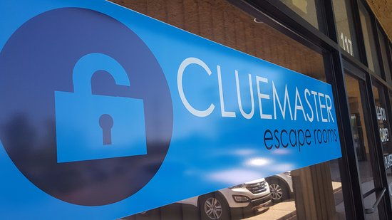 Cluemaster Escape Rooms