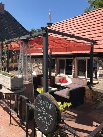 Solvang, CA: Sevtap Winery Tasting Room