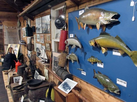 Port Dover, Kanada: Inside the museum