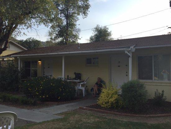 Three Rivers, CA: our Duplex