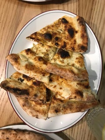 Essendon, Australia: Garlic Focaccia