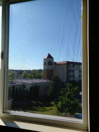 Lynnwood, Etat de Washington : 下午5点半的阳光