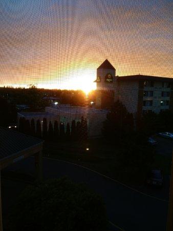 Lynnwood, Etat de Washington : 晚上9点的阳光是否像在外星球