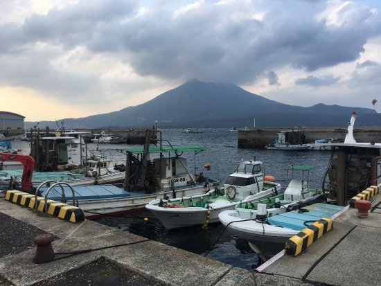 Kaigata Fishing Port