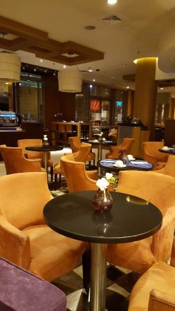 Sheraton Poznan Hotel: Lobby