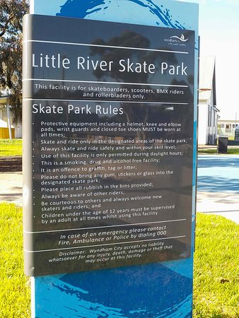 Little River Skate Park