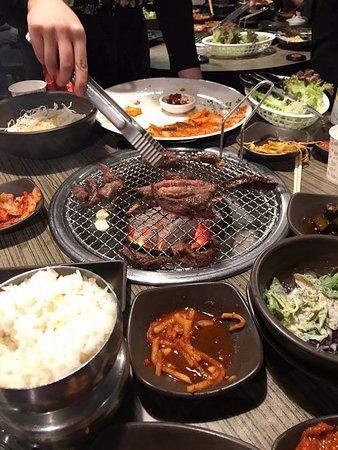 Strathfield, Australia: BBQ Beef
