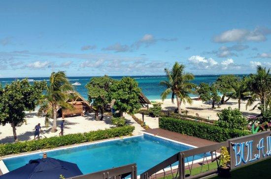 Yasawa Islands, Fiyi: Viwa Island Resort Restaurant View