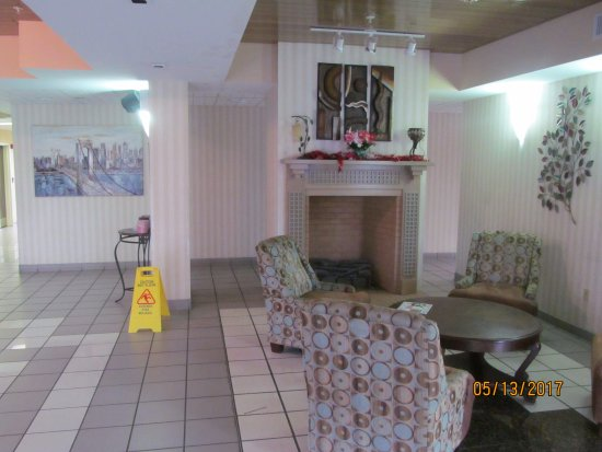 Ridgeland, MS: Lobby area.