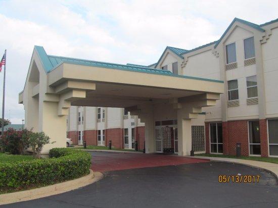 Ridgeland, Μισισιπής: Front entrance.