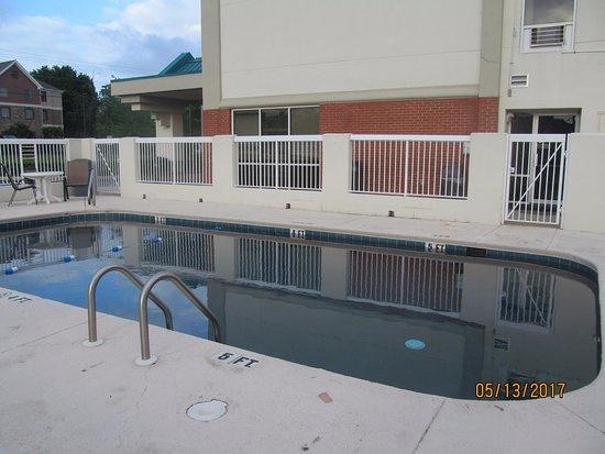 Ridgeland, Μισισιπής: Outdoor pool.