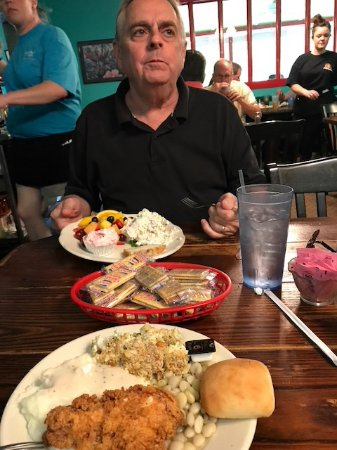 Tuscumbia, AL: Delicious lunches