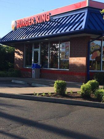 Wilsonville, OR: Burger King