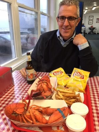 Wells Beach Lobster Pound : Lobster and Maine IPA
