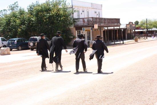 Tombstone gunfighters