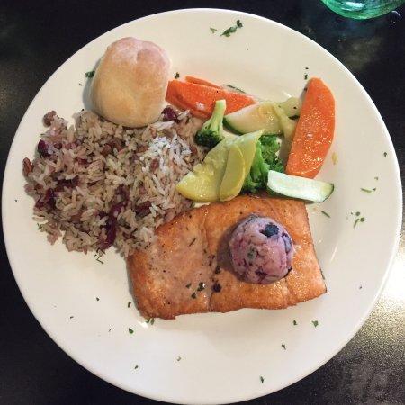 Sault Ste. Marie, Мичиган: Salmon