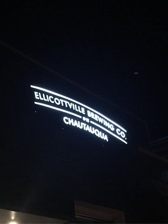 Bemus Point, Estado de Nueva York: Ellicottville Brewing on Chautauqua