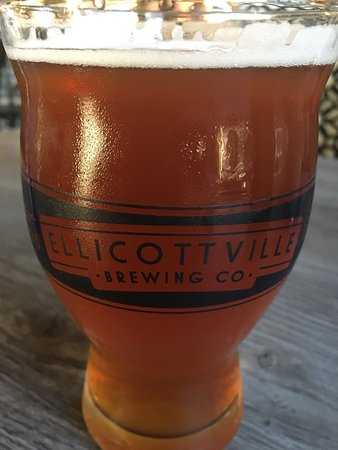 Bemus Point, นิวยอร์ก: Ellicottville Brewing on Chautauqua