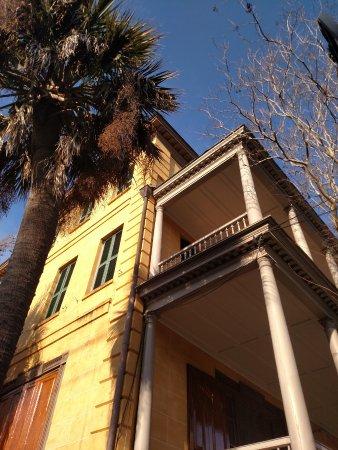 Heyward-Washington House: Exterior Details