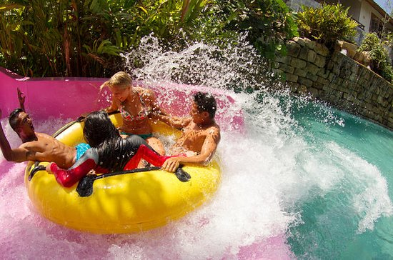 Waterbom Bali Theme Park Day Pass