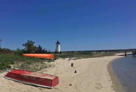 Edgartown Lighthouse Beach
