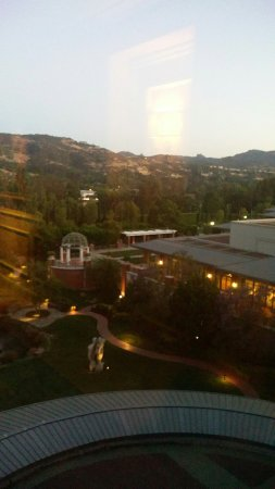 Westlake Village, Kaliforniya: Views from 6th floor
