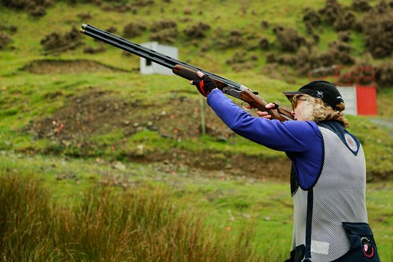 Nelson, Nya Zeeland: shotgun shooting