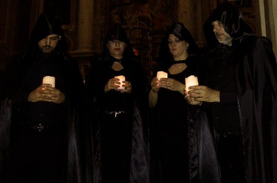 Capuchins Crypt Tour and Concert in...