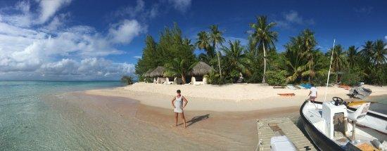 Tikehau Ninamu Resort: Beach Bungalows