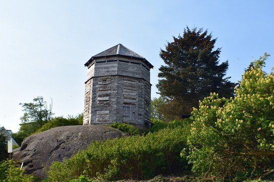 Sitka, AK: The Russian Blockhouse