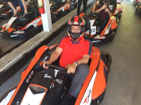 Richmond Go Kart Track