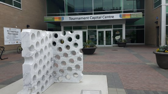 ‪Tournament Capital Centre (TCC)‬