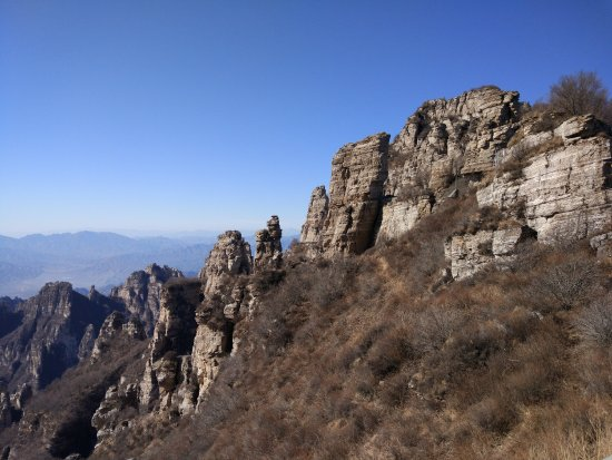 Баодин, Китай: Baishi Mountain Sky Walk