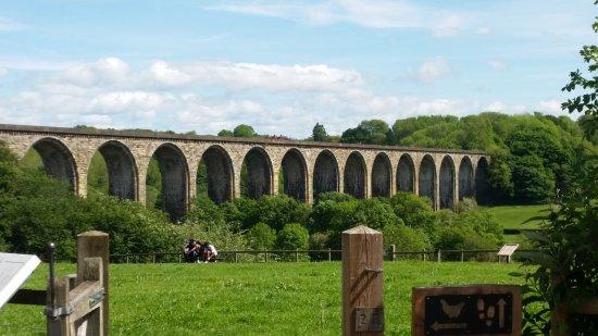 Chirk, UK: Aqueduct