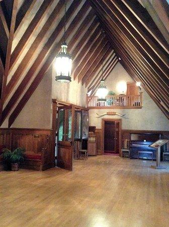 Sheridan, WY: Third floor ballroom