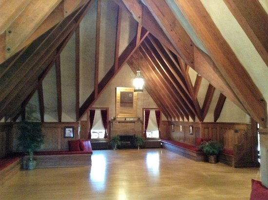 Sheridan, WY: Ballroom--another view