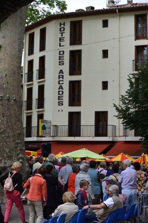 Hotel des Arcades