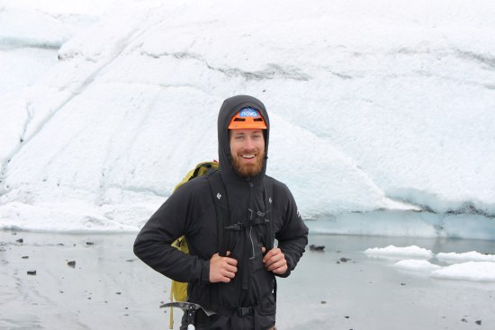 Glacier View, Alaska: Jacob.