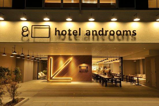 Hotel Androoms Osaka Hommachi