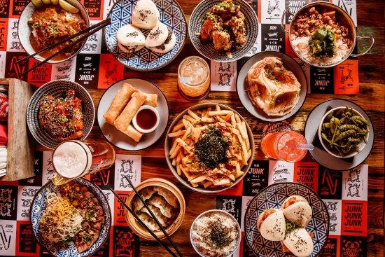 Junk Brisbane Restaurant