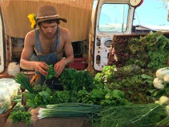 Kilauea, HI: Popular Farmer