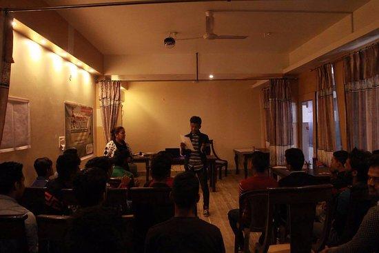 Biratnagar, Nepal: Seminar Hall
