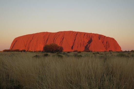 Yulara, Australien: Still going