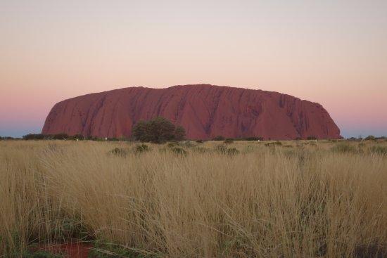 Yulara, Australien: Gone