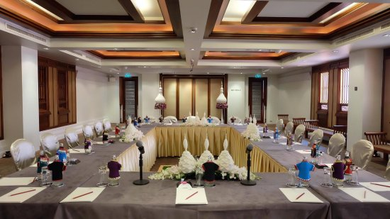 Ratilanna Riverside Spa Resort Chiang Mai: Our three meeting rooms can accommodate groups up to 150 with a theater layout, or 90 for a sit-