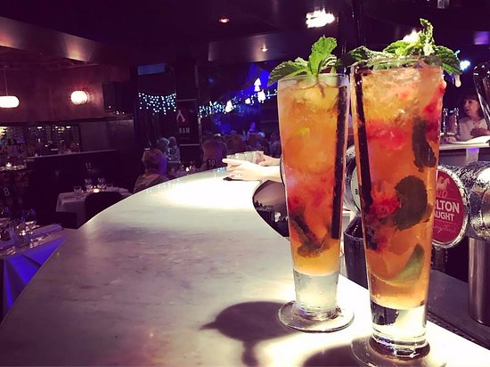 Toorak, Australia: Strawberry Mojito