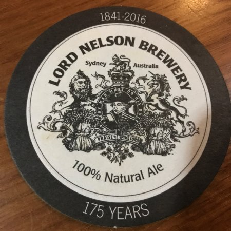 The Lord Nelson Brewery Hotel: photo1.jpg
