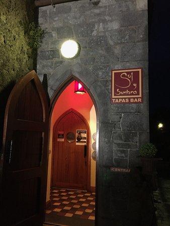 Killorglin, Ιρλανδία: Eingang zum Restaurant