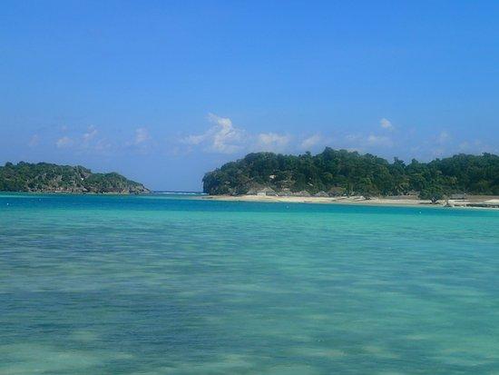 Oesosole Beach: Oesosole Bay